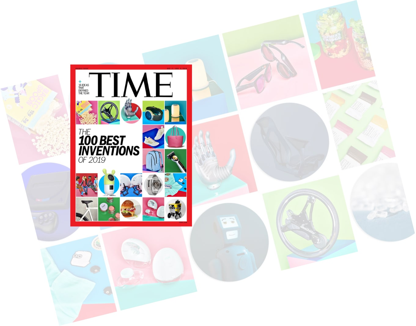 TIME Magazine Names Sora Reading App a Best Invention of 2019